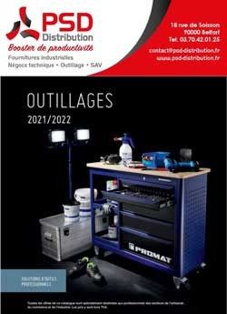 Catalogue en ligne Outillage